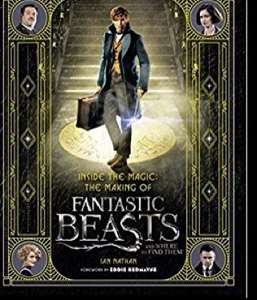 Inside the magic, the making of fantastic beasts and where to find them - book £14.99 down to £3.00  (Prime) / £5.99 (non Prime) at Amazon