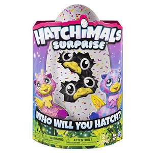 Hatchimals 6037097 Surprise Playset £54.46 Amazon