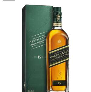 Johnnie Walker - Green Label £30. (Amazon)