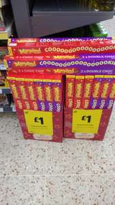4 X  144g Maryland Cookies £1 @ Morrison's instore