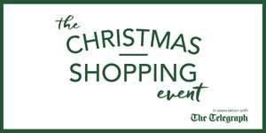 fenwick stores - christmas shopping events with daily telegraph - up to 20% off
