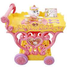 Disney Princess Belle Musical Tea Party Cart - £18 instore @ Sainsbury's