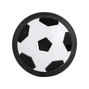 Air Powered Soccer Disk £3.99 prime / £7.98 non prime Sold by 123 DIRECT LTD and Fulfilled by Amazon