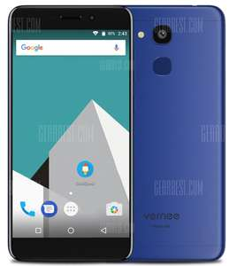 Vernee M5 4G Smartphone £87.87 @ Gearbest