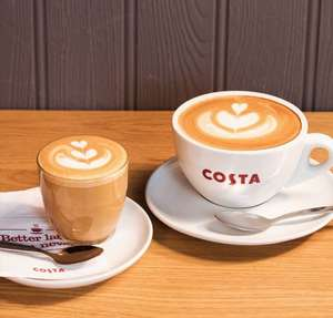 Costa Coffee coffee exchange