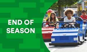 Legoland Windsor 4th November all tickets £20