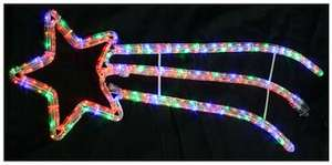 90cm Christmas LED Shooting Star Rope Light - £15.54 Delivered @ CPC