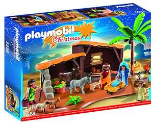 PLAYMOBIL Nativity Stable With Manger 5588 £21.76 @ Amazon