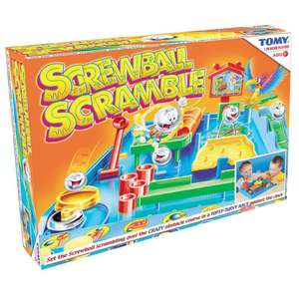 Tomy Screwball Scramble Game now £12.68 @ Toys r Us