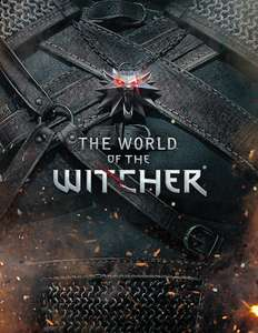 The World Of The Witcher (Hardback) @ The Wordery - £22.41
