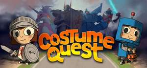 Costume Quest 1 (Double Fine, Halloween Themed, RPG) - 69p for CQ1 OR 3.74 for CQ1+2 @ Steam