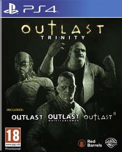 Outlast Trinity £12.75 As New @ Boomerang Rentals