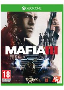 Mafia III (Xbox One) £12.99 / (PS4) £13.85 @ Base