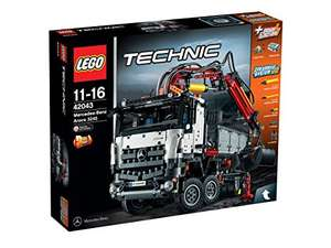 LEGO 42043 Technic Mercedes-Benz Arocs 3245 Truck - £124.99 @ Amazon
