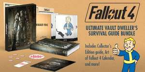 Fallout 4 Ultimate Vault Dweller Survival Guide £21.00 prime / £23.99 non prime @ Amazon