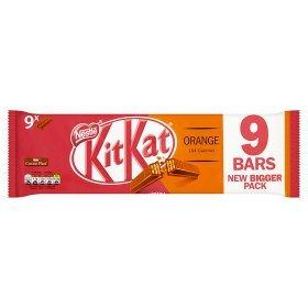 Kitkat (various 9 packs) Rollback £1 @Asda Online/Instore