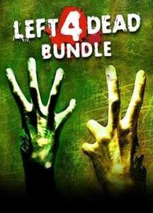 Left 4 Dead Bundle PC £3.72 @ CD Keys