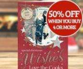 Funky Pigeon 50% off 4 or more cards