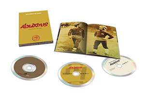 Exodus - 40 3 CD Box set £13.99 @ Amazon - Prime exclusive