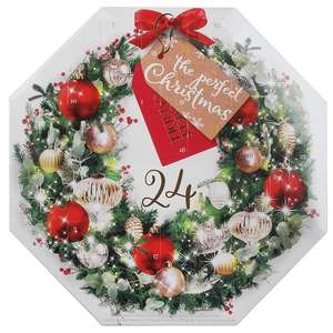 Yankee Candle Advent Calendar Wreath £15.19 using new customer code + It's currently Free delivery on all orders @ Internetgiftstore