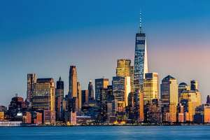 Manchester to New York (Virgin Atlantic) 14th-21st August 2018 from £293pp (Based on 2 - £585) @ Skyscanner