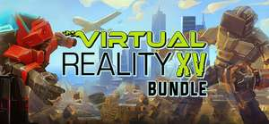 IndieGala VR Virtual Reality Bundle XV 9 Games £3.09 Steam Keys