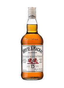 Whyte & Mackay 13 year old blended whisky. 70cl at  £15 prime / £19.75 non prime Amazon