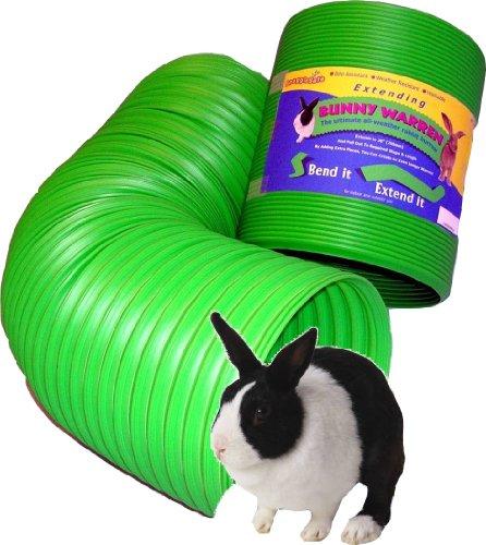 Flexible Warren Tunnel - My rabbits love this £6.99 Prime / £10.98 Non Prime @ Amazon