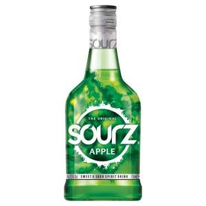 Sourz In Morrisons £7.51 were £11.00