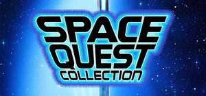 Sierra-On-Line Space Quest Complete Collection £2.49 @ Steam