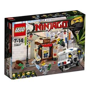 LEGO Ninjago Movie 70607 City Chase Toy £10.17 (Prime) @ Amazon