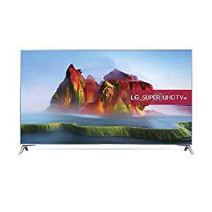 LG 49SJ800V 49 inch 4K Ultra HD HDR Smart LED TV inc 5 year breakdown cover £639 at Amazon