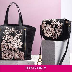 Debenhams Today Only - 40% Off Selected Designer Bags / Selected Principles By Ben de Lisi Clothing /  Selected Womens Knitwear