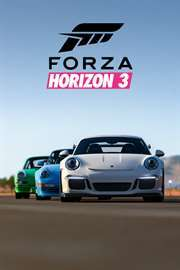 [Xbox One] Forza Horizon 3 Porsche Car Pack - £1.15 (with Gold) - Xbox Store