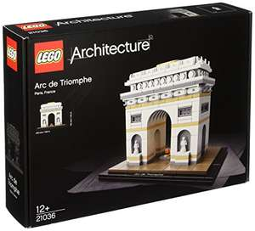 LEGO Architecture Arc de Triomphe 21036 £21.79 @ Amazon