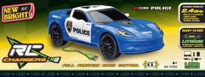 New Bright Radio Controlled Police Car £7.99 Del @ Argos Ebay