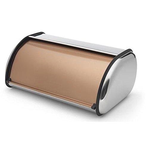 Addis Deluxe Roll Top Bread Bin (Copper) - was £15.99 now £7.98 (Prime) / £12.73 (Non Prime) @ Amazon