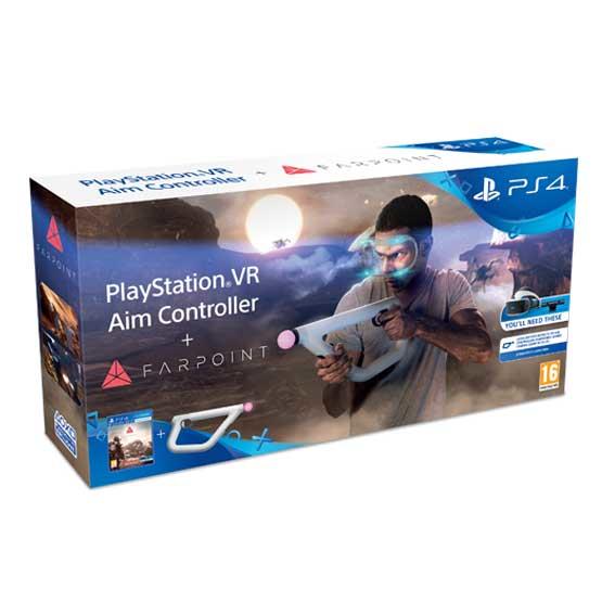 Farpoint + PlayStation VR Aim Controller Bundle - £52.85 - (& eBay)