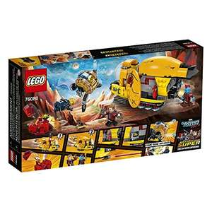 LEGO 76080  Ayesha's Revenge - Guardians of the Galaxy £21.07 @ Amazon