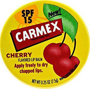 Carmex lip balm pots / tubes £1.69 @ home bargains including cherry & limited edition ones (just Cherry pot £1.79 add on item at amazon)
