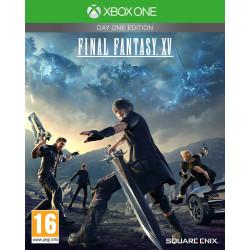 [Xbox One] Final Fantasy XV - £12.00 (Pre-owned) - Gamescentre
