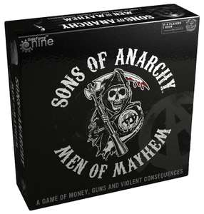 Sons Of Anarchy Men Of Mayhem Board Game £12.08 Del with code @ BuySend
