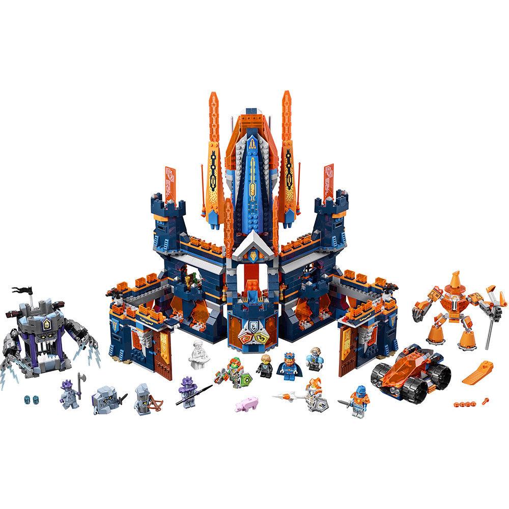 LEGO Nexo Knights Knighton Castle 70357 £54.98 @ ToyRUs eBay store