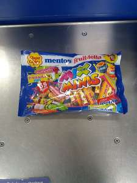 Chupa Chups mentos fruit-tella mix of minis 55 pieces 508g  £2 @ Tesco