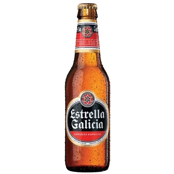 Estrella Galicia Premium lager 69p a Bottle @ Home Bargains