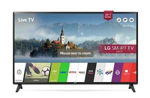 "LG 43LJ594 43"" Smart LED TV £319 @ Tesco Direct"