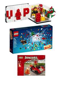 Three free gifts at shop.LEGO.com £100 SPEND - TODAY ONLY!!!!