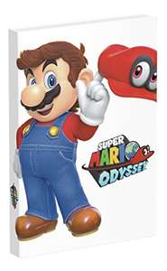 Super Mario Odyssey Collector's Edition Guidebook (Hardback) £13.59 - Amazon Backorder