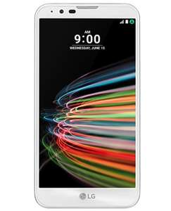 "LG X Fast/Mach LGK600Y: 32+3GB, SD808, 5.5"" QHD display, Dual-Sim, NFC, B20, microSD-slot, fingerprint sensor, removable battery, white, etc = £105.99 @ eGlobalCentral"
