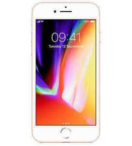 iPhone 8 5000 mins 40GB data FREE PHONE NO UP FRONT COST @ Virgin media